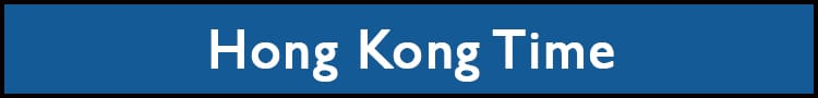 Hong Kong Time Zone - What time is it in Hong Kong Now?