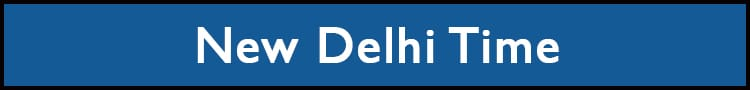 Time in Delhi - What time is it in New Delhi India Now?