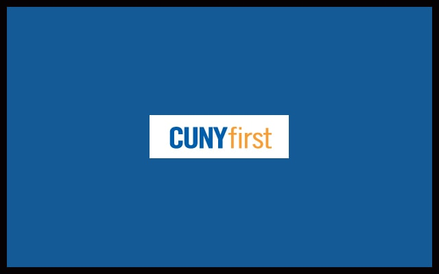 CUNYfirst - How to Login or Register in The City University of New York?
