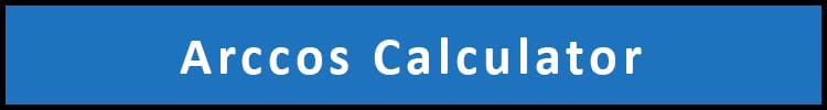 Arccos Calculator - Inverse Cosine Calculator Online